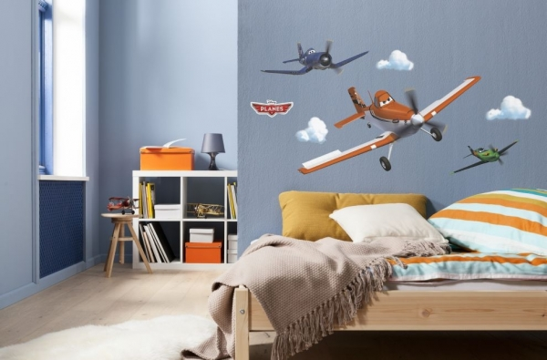 Sticker decorativ 14700 Planes